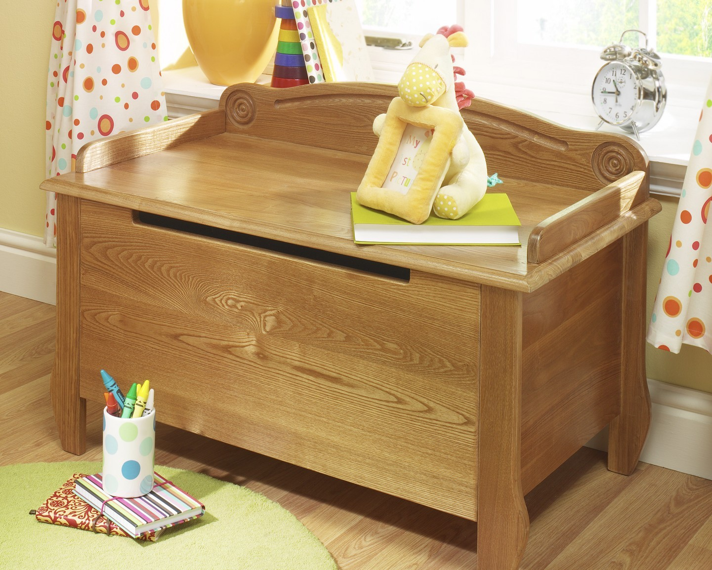 Best Toy Boxes And Chests For Kids : Children s toy box worth £ of toys